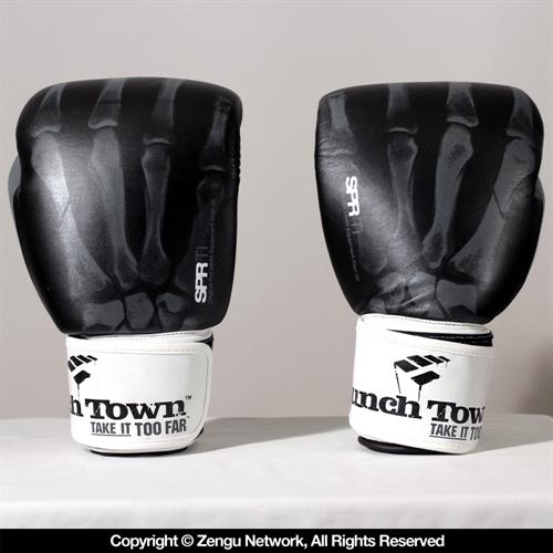 PunchTown SPR Ti - Thai Style Gloves